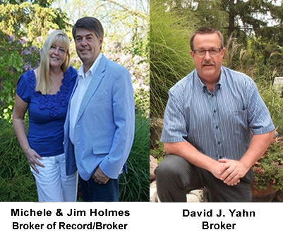 Picture of Michele Holmes, Jim Holmes, David Yahn