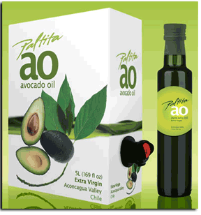 Paltita Avocado Oil image