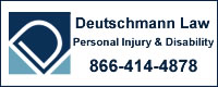 Deutschmann Law, disability lawyers, personal injury lawyers