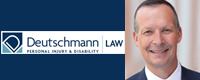 Deutschmann Law, Personal Injury & Disability Lawyers Logo