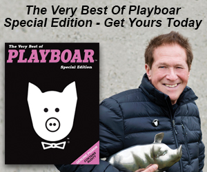 Playboar Plublishing Thomas Hagey