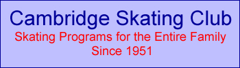 Cambridge Skating Club