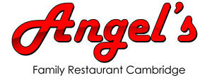 Angels Family Restaurant & Diner logo