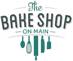 The Bake Shop on Main logo