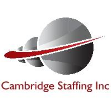 Cambridge Staffing Inc, Cambridge Ontario logo