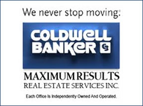 Coldwell Banker Maximum Results Real Estate logo